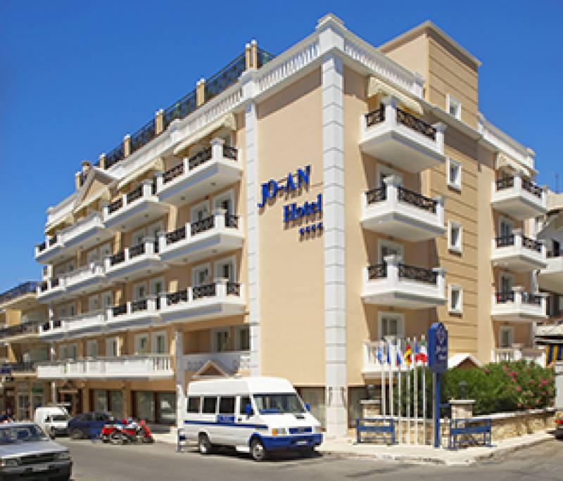 Hotel Joan - Rethymnon - Rethymnon Kreta